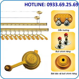 Giàn phơi thông minh là sản phẩm rất thân thiện và quen thuộc với chúng ta.  Công ty TNHH Trang trí Nội thất Hòa Phát chuyên cung cấp và lắp đặt các sản phẩm Giàn phơi thông minh Hoà Phát Gold KG 900.Cam kết 100% sản phẩm chính hãng.Giàn phơi thông minh Hoà PhátGold KG 900 bảo hành chính hãng dài hạn (lên đến tận 05 năm).  Hotline: 0937 521 505